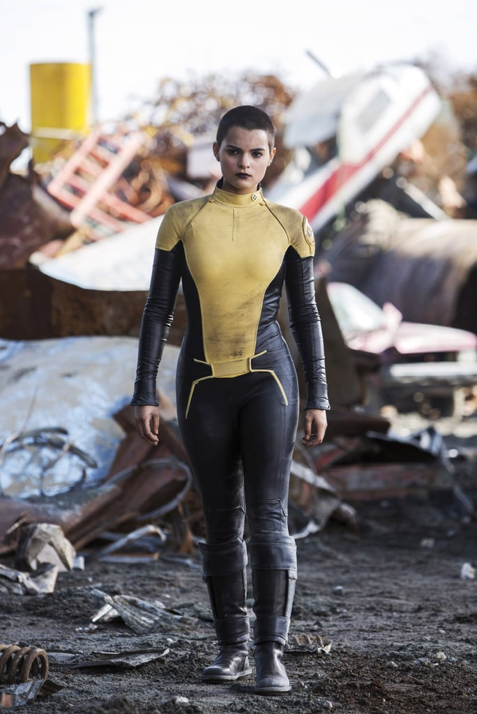 Negasonic Teenage Warhead From Deapool