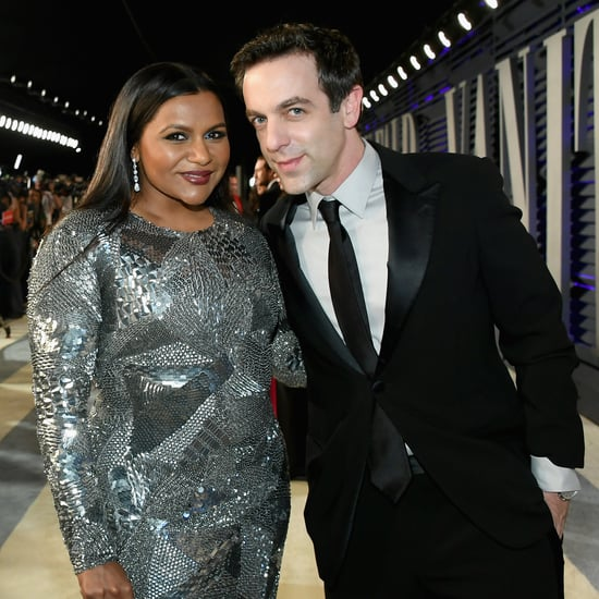 Is B.J. Novak the Godfather of Mindy Kaling's Daughter?