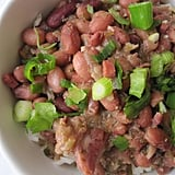 Entrée: Red Beans and Rice