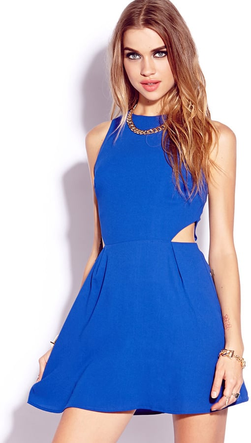 Forever 21 Cutout Dress