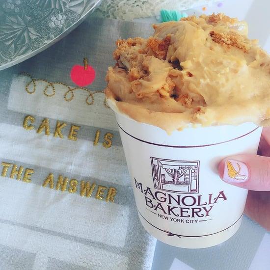 Magnolia Bakery's Peanut Butter Banana Pudding