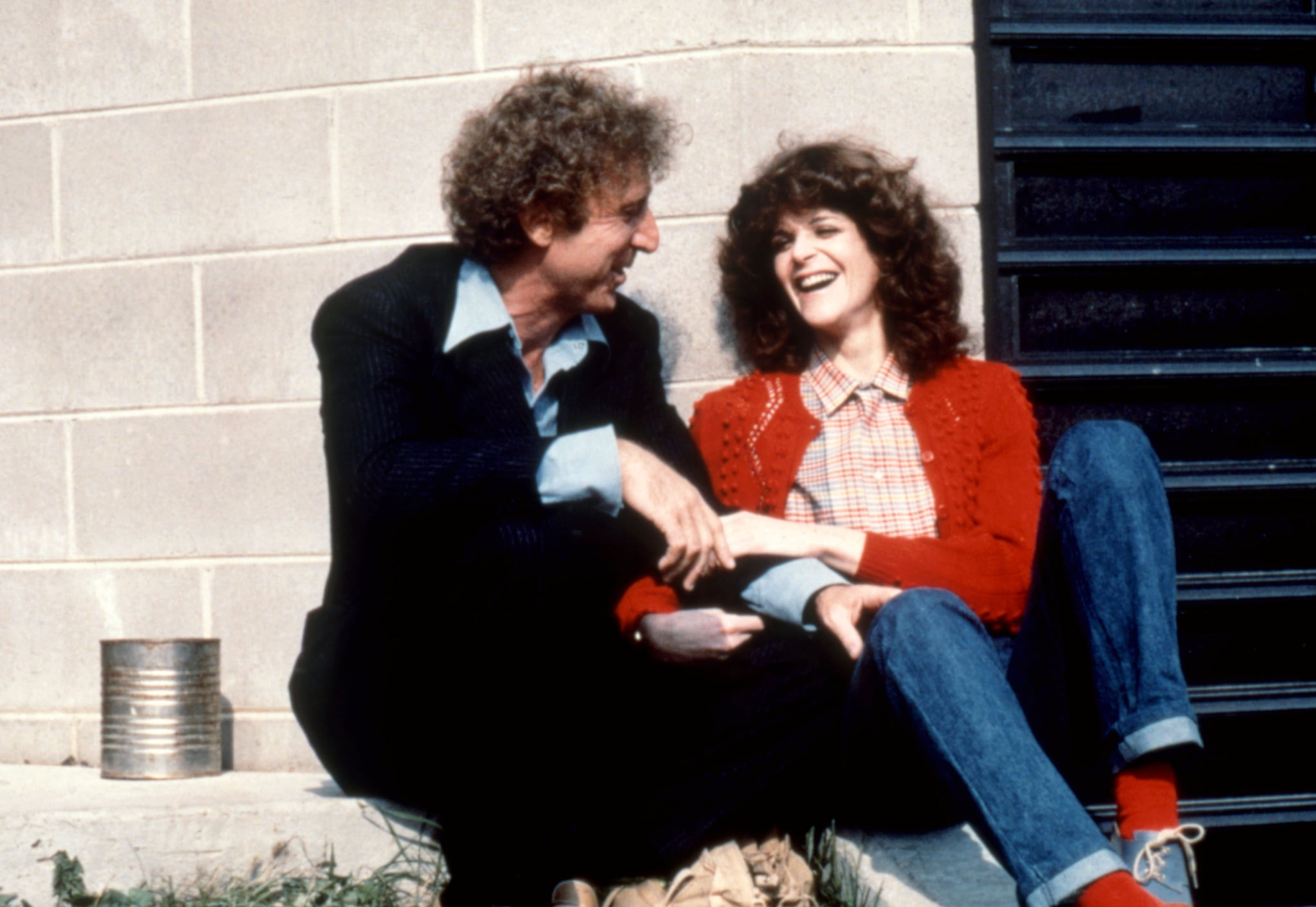 HANKY PANKY, Gene Wilder, Gilda Radner, 1982, (c)Columbia Pictures/courtesy Everett Collection
