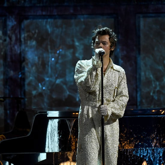 Harry Styles's Performance at 2020 BRIT Awards | Video
