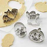 Williams Sonoma Halloween Impression Cookie Cutters