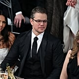 Matt Damon Is One Tough and Popular Dude