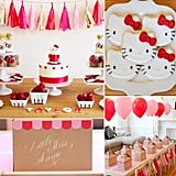 A Modern Hello Kitty Party