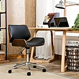 Porthos Home BLK Dove Office Chair