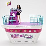 Barbie Pink Passport Cruise Ship ($100)