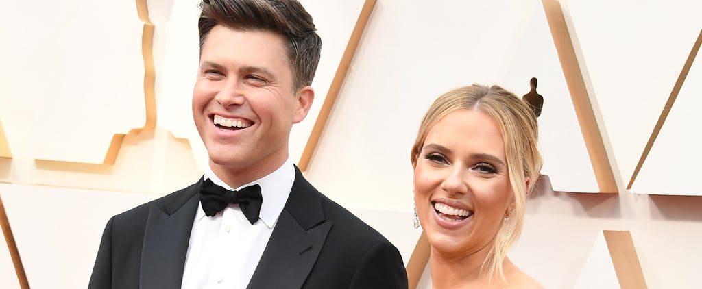 Scarlett Johansson, Colin Jost Welcome First Baby Together