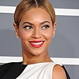 Beyoncé's Classic Makeup in 2013