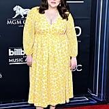 Beanie Feldstein at the Billboard Music Awards 2019