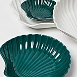 Shell-Shaped Mini Dish