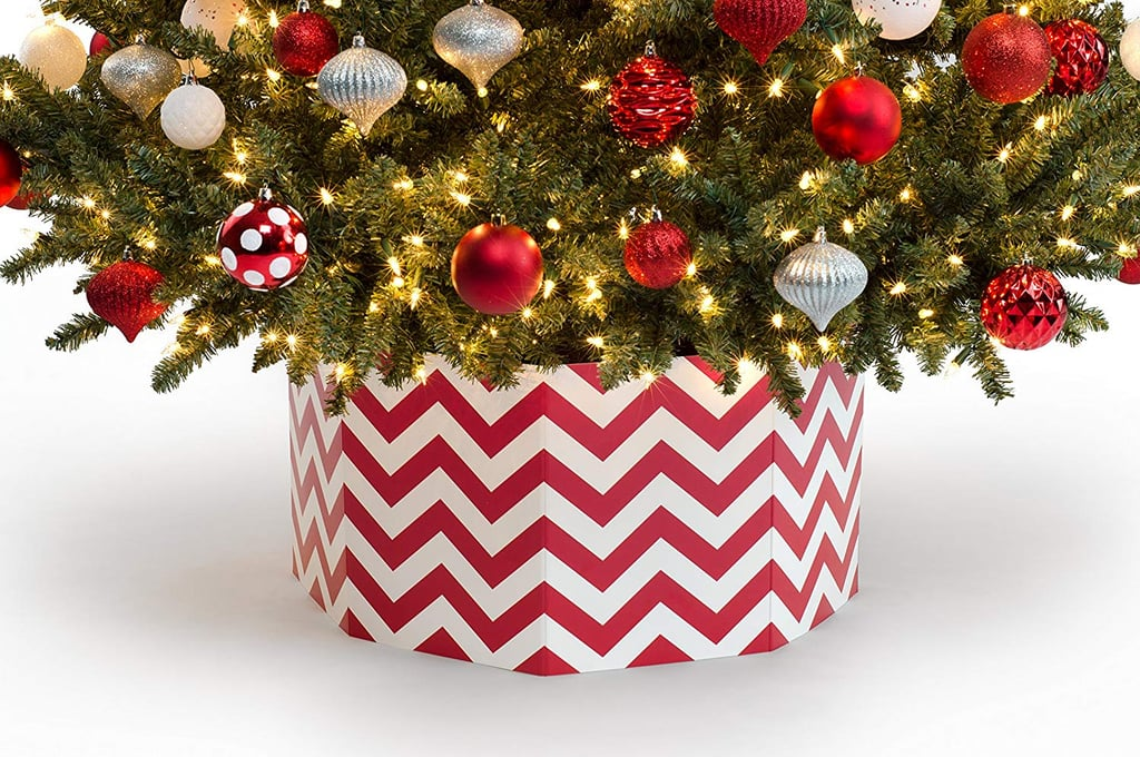 Tired Of Christmas Tree Skirts Try A Collar Instead Popsugar Home Australia