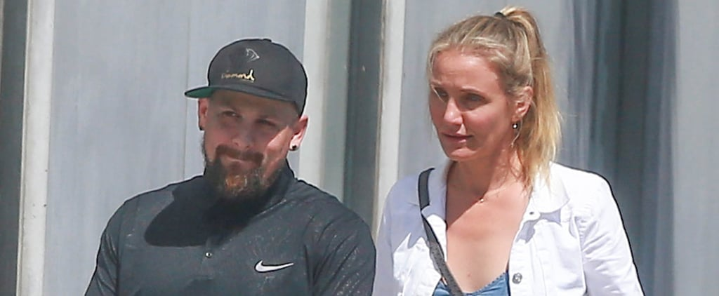 Benji Madden Squeezes in Some Quality Time With Cameron Diaz Ahead of His Fall Tour
