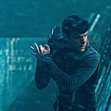 Zachary Quinto in Star Trek Into Darkness.