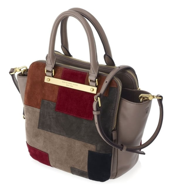 If you've got a pal who has trouble incorporating color into their wardrobe, think about gifting the Marc by Marc Jacobs Goodbye Columbus Patchwork Bag ($578). It's colorful in a muted way, and it easily transitions from Fall to Spring. — Maggie Pehanick, assistant editor