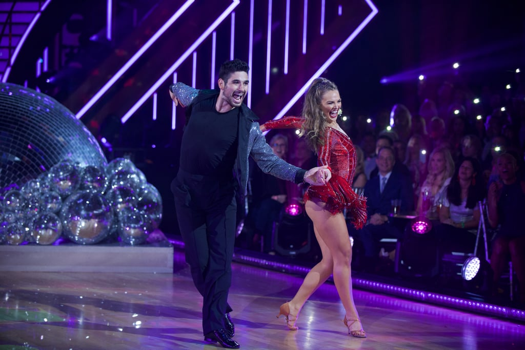 Hannah Brown and James Van Der Beek Come Out on Top During DWTS Season 28 Premiere