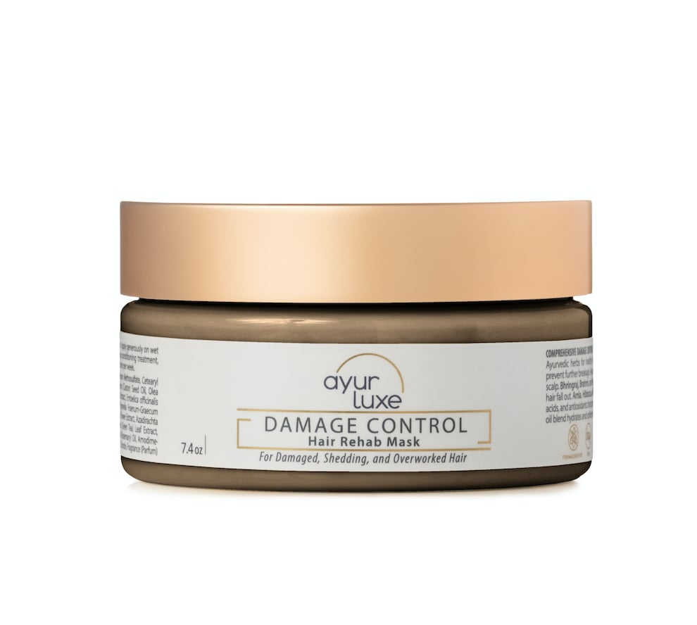 Ayur Luxe Damage Control Hair Rehab Mask