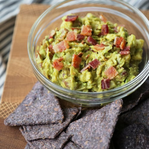 Bacon Guacamole Recipe | POPSUGAR Food