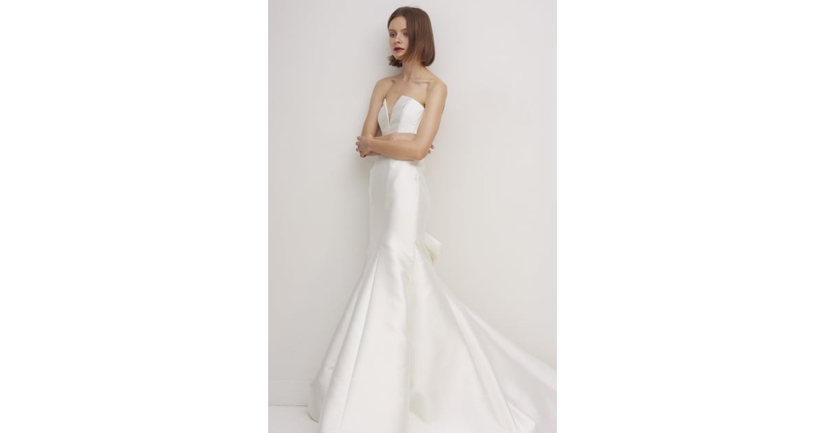 Bridal Trend Fall 2020: Minimalist Mermaid