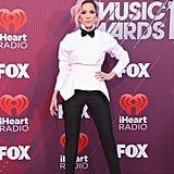 Halsey at the 2019 iHeartRadio Music Awards