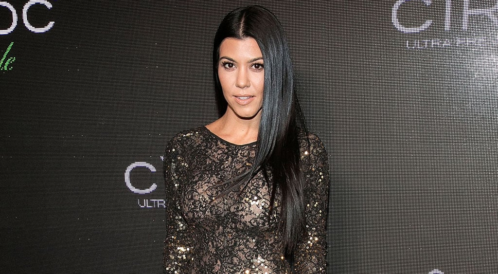 Kourtney Kardashian's Birthday Instagram For Sons 2015 | POPSUGAR