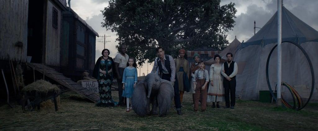 Dumbo Cast 2019
