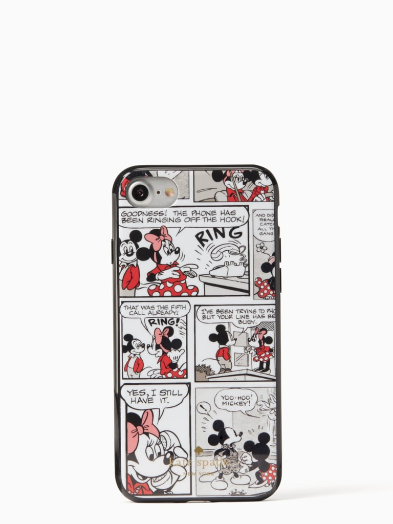 iPhone 5 Case - Fuchsia Minnie Mouse Icons