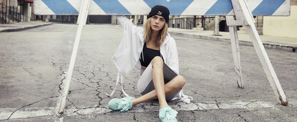 Cara Delevingne Continues to Be a Fierce Leader in Puma's Do You Campaign