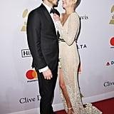 Pictures of Morgan Evans and Kelsea Ballerini