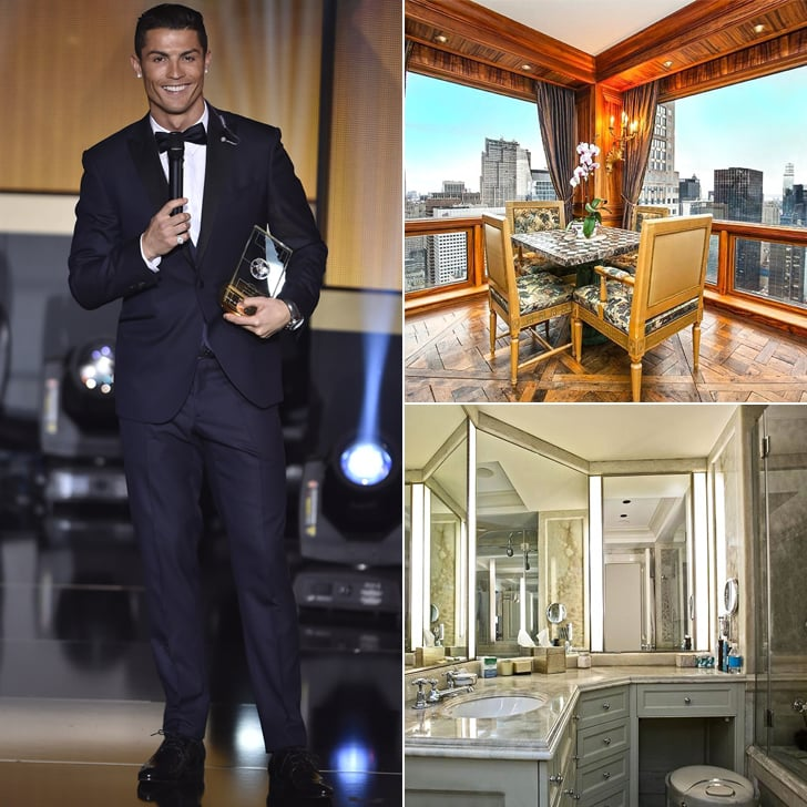 Cristiano Ronaldo Buys $18 Million Trump Tower Apartment