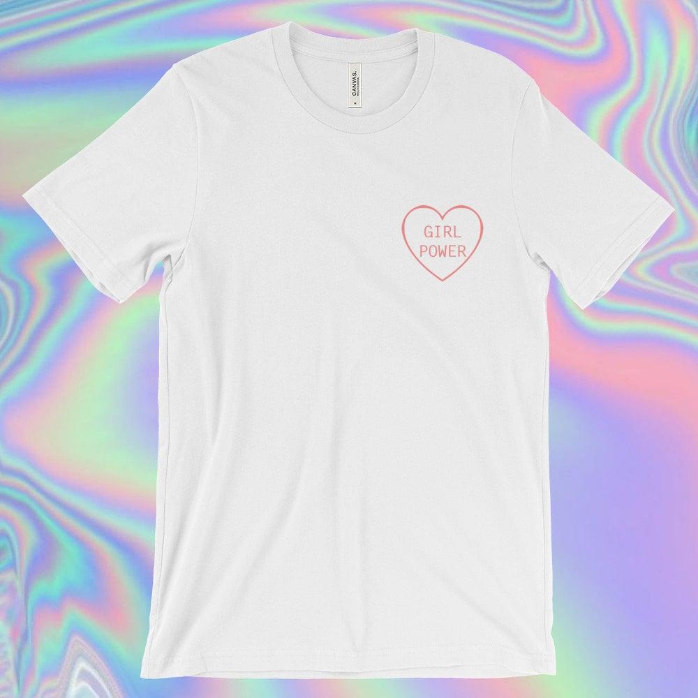 Girl Power T-Shirt ($20)