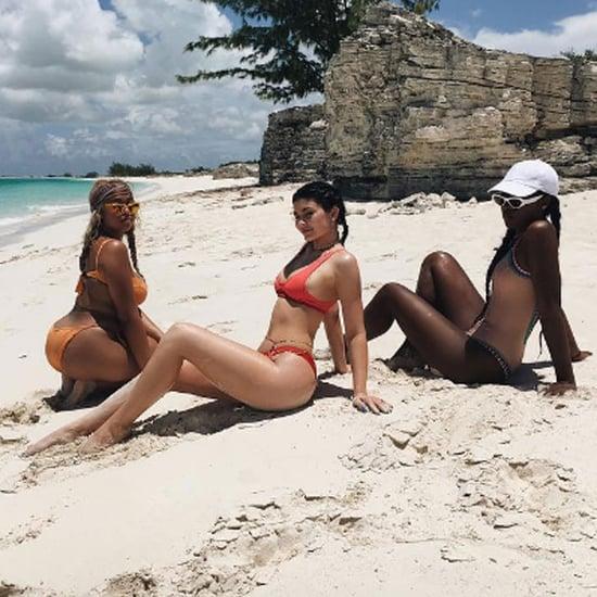 Kylie Jenner Birthday Vacation Instagram Photos 2016