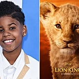 Who Plays Young Simba in The Lion King Reboot?