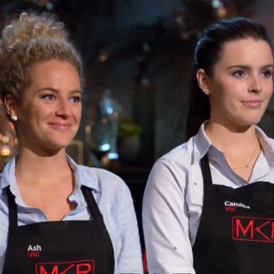 My Kitchen Rules 2015 Elimination Interview: Ash and Camilla