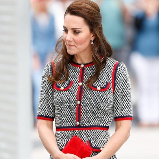 Kate Middleton Brands at Fashion Week Spring 2019