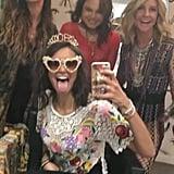 Nina Dobrev Birthday Party Pictures 2019