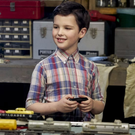 Young Sheldon Details