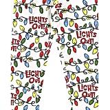 Lights Out! Women's Legging Pajamas