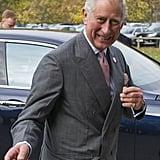 November 14 — Prince Charles