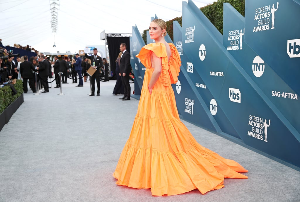 Kathryn Newton at the 2020 SAG Awards