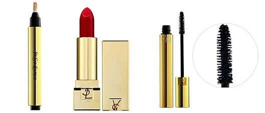 YSL Mascara Volume Effet Faux Cils, Rouge Pur Couture Lipstick in Rouge Flamme, and Touche Éclat #2 Sweepstakes Rules