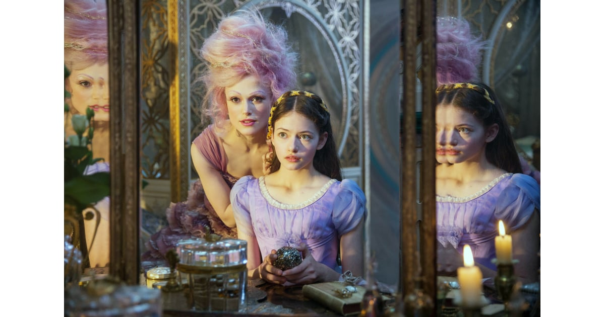 The Nutcracker And The Four Realms Hairstyles Popsugar