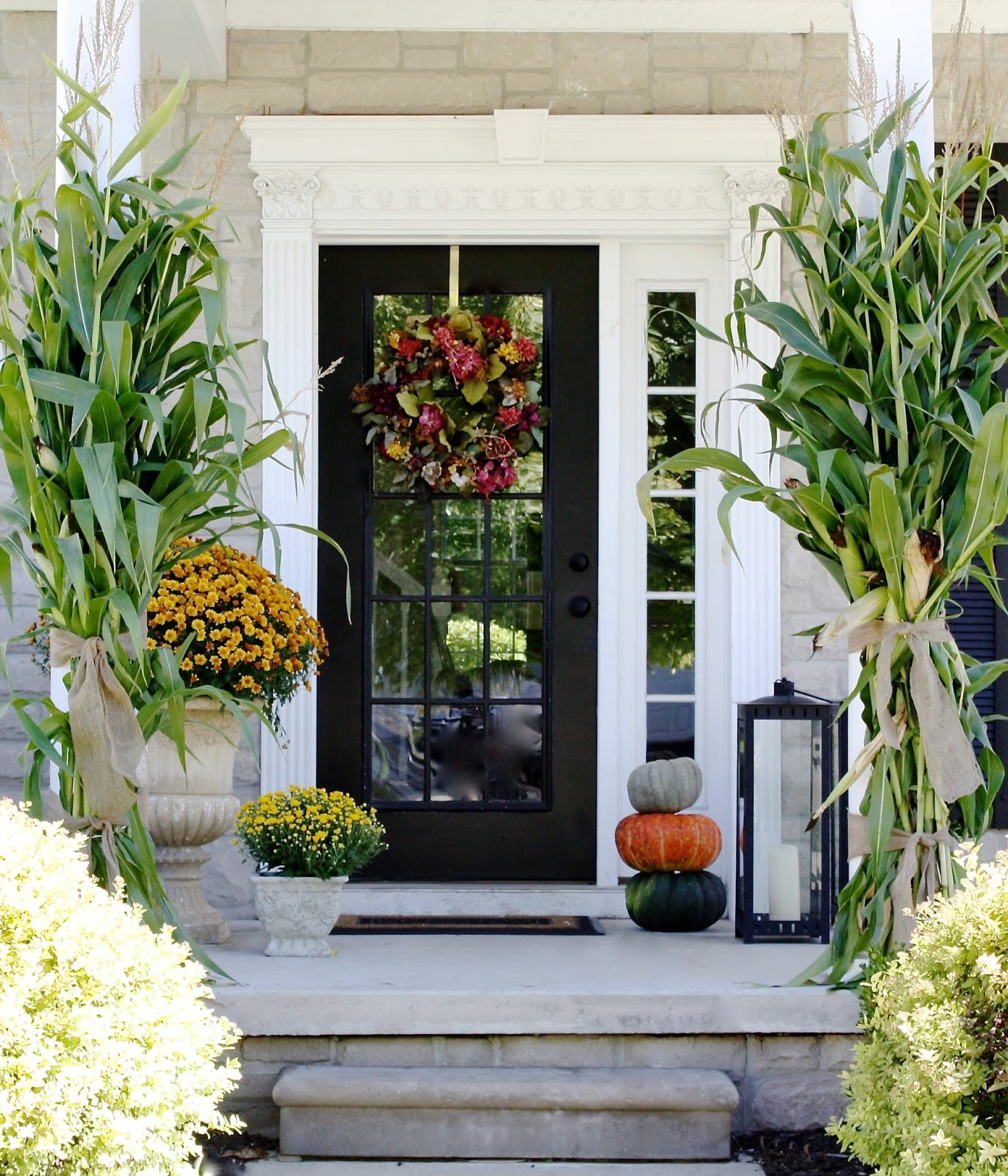 How To Decorate Your Porch For Fall Popsugar Home