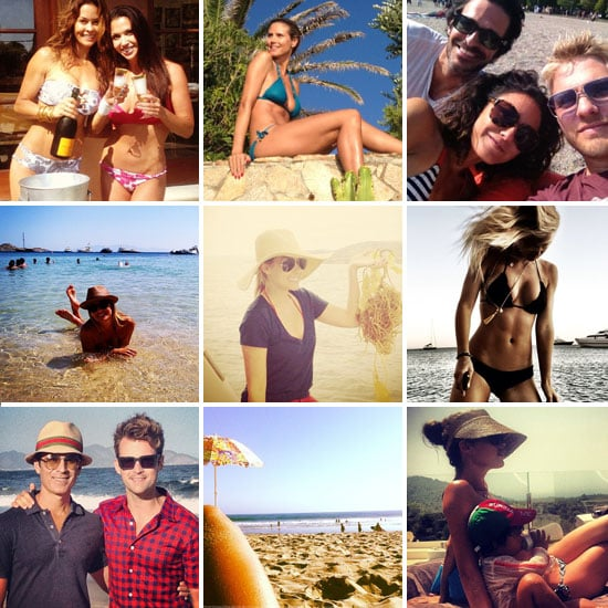Celebrity Instagram and Twitter Pictures | Summer 2012