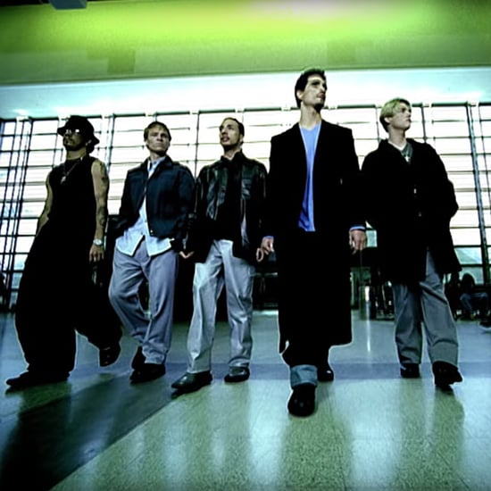 "Backstreet Boys ""I Want It That Way"" Anniversary Music Video"