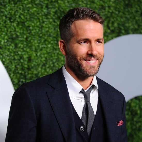 Ryan Reynolds FaceTiming Little Boy With Cancer 2017