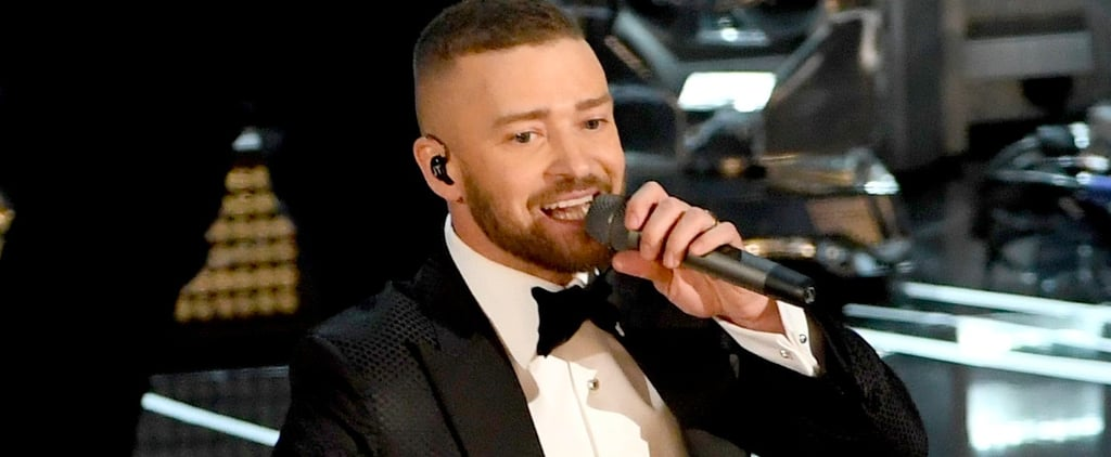 """Justin Timberlake Kicked Off the Oscars With a Rousing Performance of """"Can't Stop the Feeling"""""""
