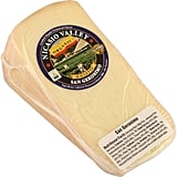 Nicasio Valley Organic San Geronimo Cheese ($19 per 1/4 pound)