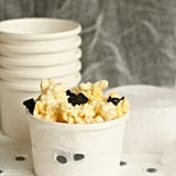 Mummy Cups and Halloween Popcorn